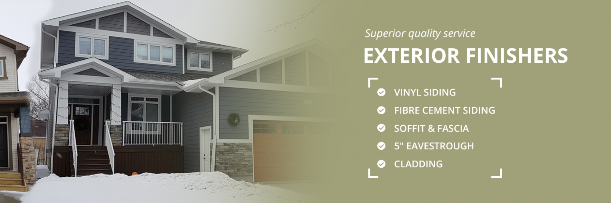 Exterior Finishers Direct