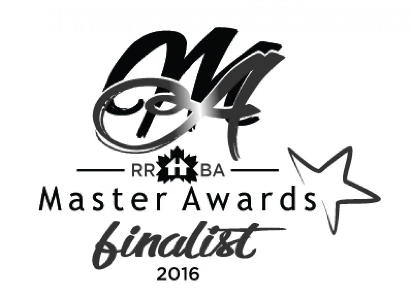 2016 Master Award Finalist