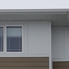 New Construction - Hardie Siding - Hardie Panel - Hardie Trims - Metal Cladding - Soffit - Fascia - Eavestrough