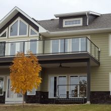New Construction - Hardie Siding - Hardie Shakes - Hardie Trims - Soffit - Fascia - Eavestrough