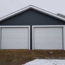 New Construction - Hardie Siding - Hardie Trims - Vinyl Shakes - Metal Cladding - Soffit - Fascia - Eavestrough