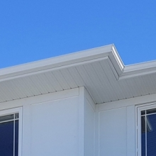 New Construction - Soffit - Fascia - Eavestrough