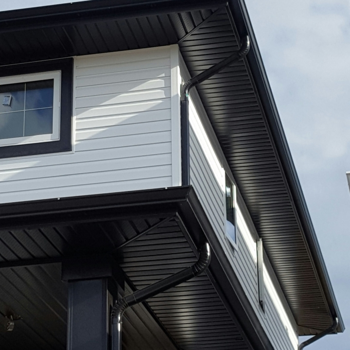 Soffit and Fascia